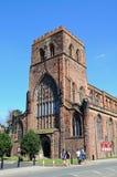 Shrewsbury Abbey. Stock Images