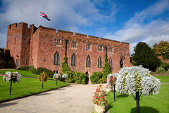 Shrewsbury Castle, Shrewsbury, UK Stock Photo