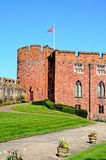 Shrewsbury Castle. Royalty Free Stock Image