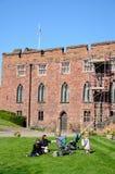 Shrewsbury Castle. Royalty Free Stock Photography