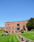 Shrewsbury Castle. Stock Photography