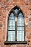 Shrewsbury Castle Window. Stock Image