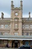 Shrewsbury Railway Station Stock Image
