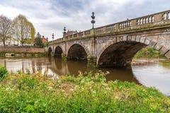 Shrewsbury, Shropshire, Inglaterra, Reino Unido fotografía de archivo