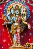 Shri Ardhanarishwara Στοκ Εικόνες