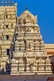 Shri Balaji寺庙在Somnath 库存照片