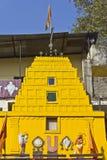 Shri Balaji temple Stock Photography