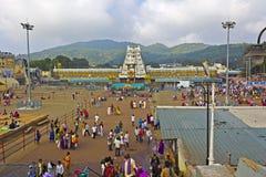 Shri Balaji temple Royalty Free Stock Photos