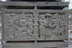 Shri bhiravnath Temple of Lord Shiva at Kikli, Maharashtra, India. Carving at Shri bhiravnath Temple of Lord Shiva at Kikli, Maharashtra, India Royalty Free Stock Photos