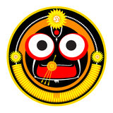 Shri Jagannath Stock Images