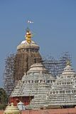 Shri Jagannath temple Stock Photo