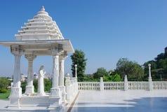 Shri Lakshmi Narayan Temple Birla Mandir, Jaipur, la India foto de archivo libre de regalías