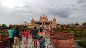 Shri Laxmi Narayan Mandir Nagpur images stock