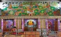 Shri Ram Mandir Foto de archivo