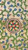 Shri Ram Mandir-Decke stockfotos