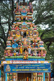 Shri Sakthi Vinayaka Temple in Bangalore. Stock Photography