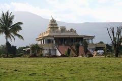 Shri Satya Sai Pandurang Kshetra, temple de Hadshi, Sant Darshan Museum près de tikona Vadgoan Maval, secteur Pune, maharashtra,  photographie stock libre de droits
