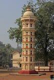Shri Shantadurga Temple, Goa, India Royalty-vrije Stock Fotografie