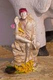 Shri Shirdi Sai Vaba Stock Image