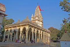 Shri Sudama temple in Porbandar Royalty Free Stock Photography