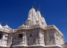 Shri Swaminarayan Mandir Photographie stock libre de droits