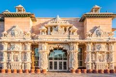 Shri Swaminarayan Mandir Royalty Free Stock Image