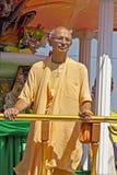 Shrila Bhaktivijnana Goswami Royalty Free Stock Image