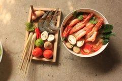 Shrim-marisco Imagens de Stock Royalty Free