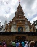 Shrimant Dagduseth Ganesh Temple, Pune Stock Images