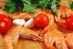 Shrimp 001 Bis Stock Photo