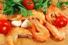 Shrimp 002 bis Stock Photography