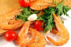 Shrimp 008 Royalty Free Stock Photos