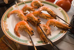Shrimp Royalty Free Stock Photos