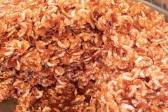 甜shrimpÂ被处理的海鲜 免版税库存图片