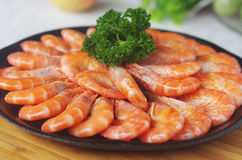 shrimp Fotografia de Stock Royalty Free