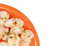 Shrimp appetizer Stock Photo