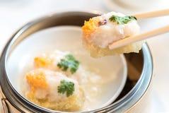 Shrimp Ball Fish Maw royalty free stock photos