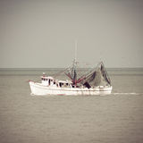 Shrimp Boat Stock Image