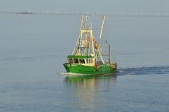 Shrimp boat Royalty Free Stock Photos