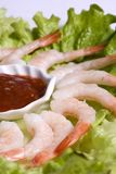 Shrimp cocktail 1 Stock Photo