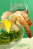 Shrimp Cocktail Royalty Free Stock Images