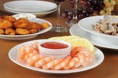 Free Shrimp Cocktail Stock Photos - 25284463