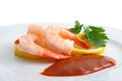 Shrimp Cocktail Stock Images