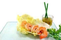 Shrimp Cocktail Royalty Free Stock Photo
