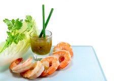 Shrimp Cocktail Royalty Free Stock Photos