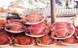 Shrimp and Crab Stock Photos
