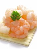 Shrimp cracker Stock Photos