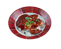 Shrimp Creole Stock Images