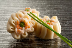 Shrimp dim sum Royalty Free Stock Images