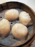 Shrimp dumplings Stock Image